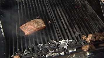 WMTW News 8's Norm Karkos talks about ways to grill seafood. Click here to watch.