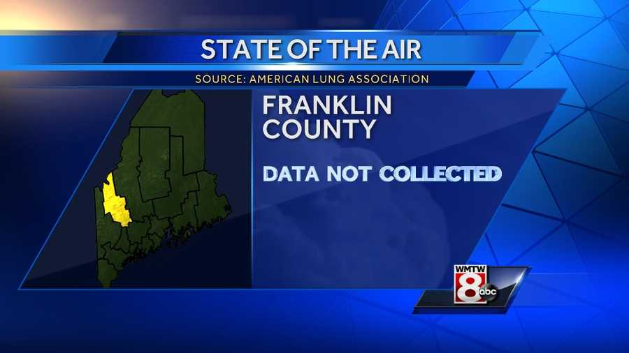 No data was collected for Franklin County
