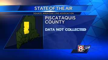 No data was collected for Piscataquis County