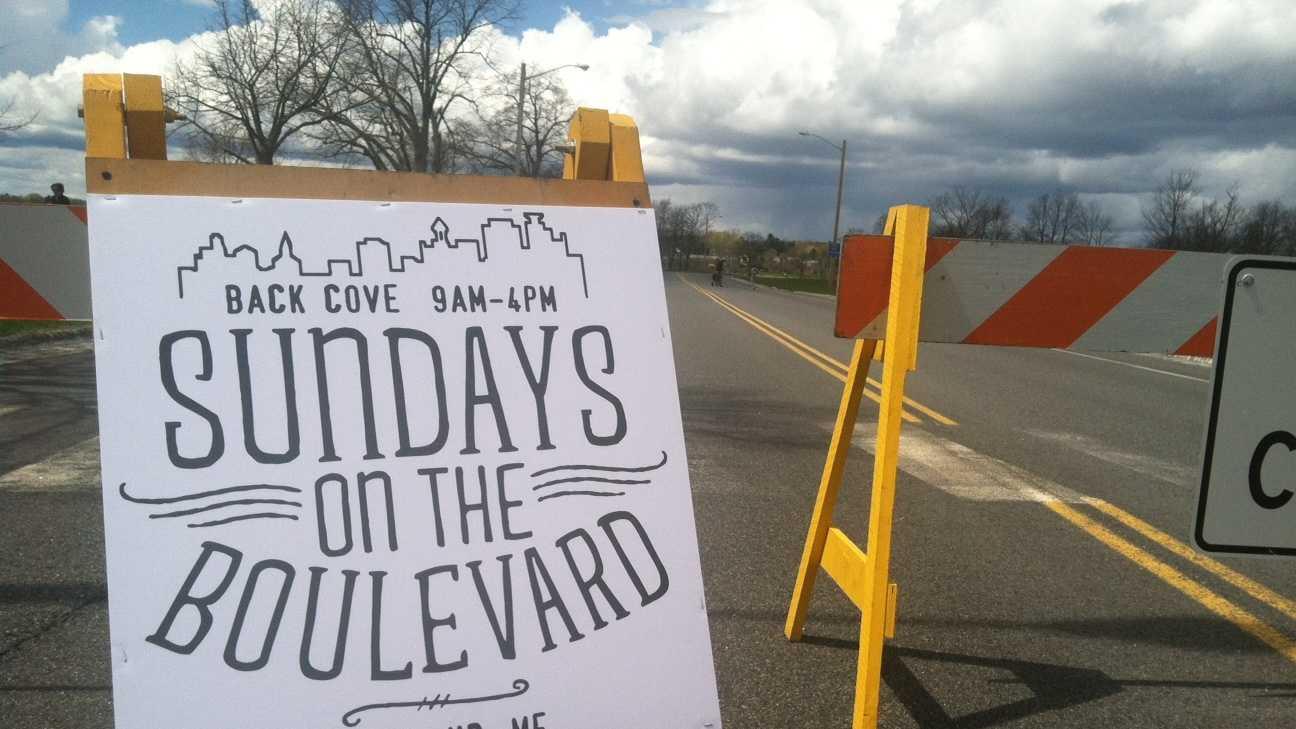 Baxter Boulevard closures