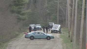 Maine State Police are investigating the death of a Gardiner man. His remains were found in the woods in Richmond.