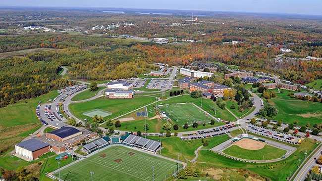 Husson University in Bangor, Maine