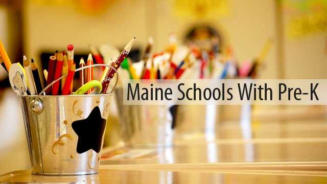 Recently, the Maine Legislature approved a bill to expand Pre-K programs across the state. Research from the National Institute for Early Education found only 30 percent of eligible 4 year olds are in Pre-K programs. Click through to see which Maine school districts currently offer Pre-K.
