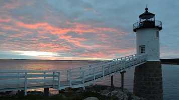 Robbinson Point Lighthouse