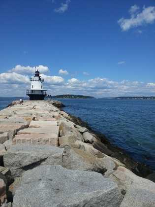 Spring Point Lighthouse