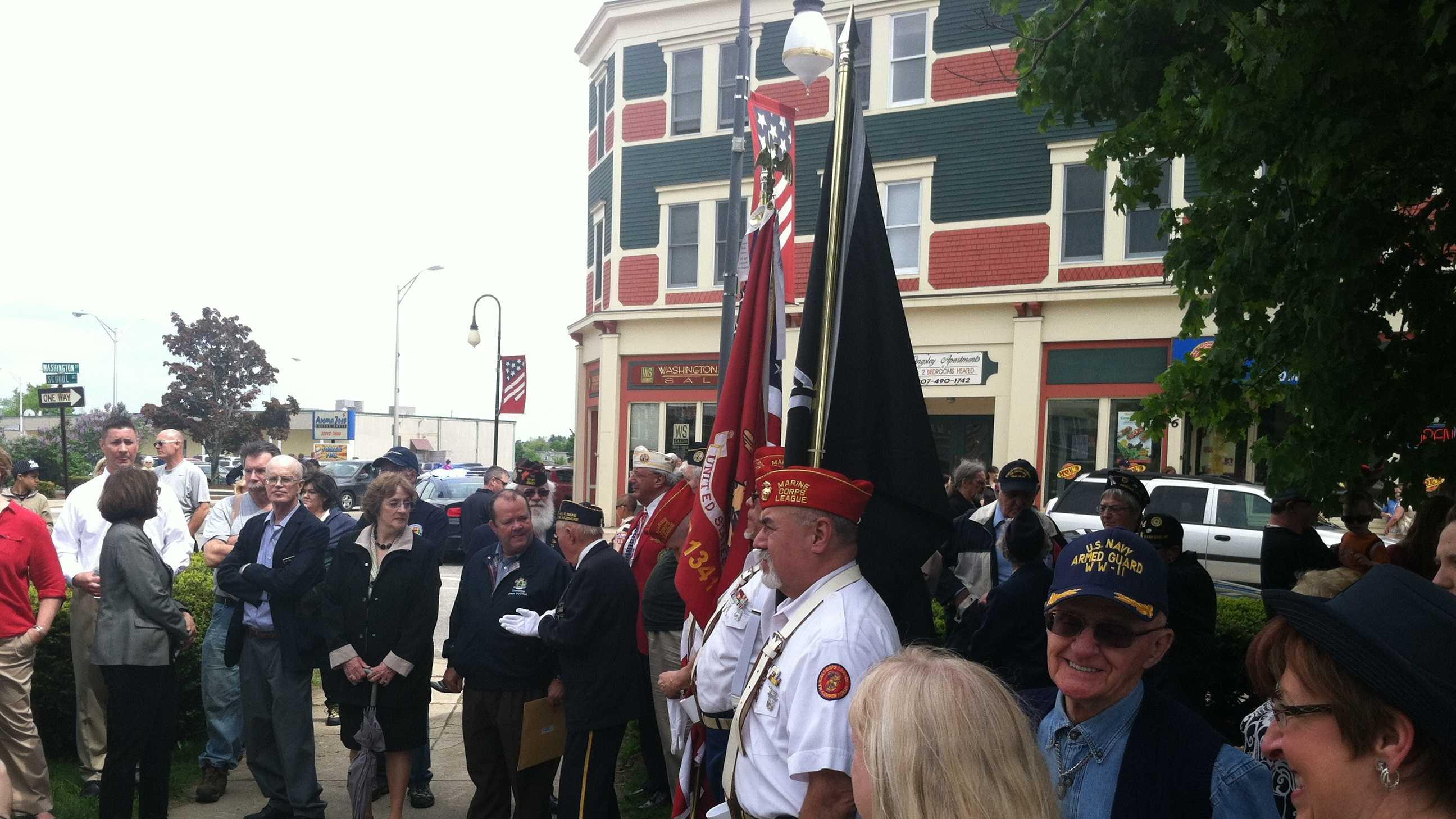 Sanford Memorial Day