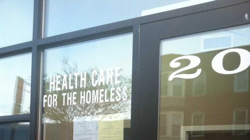 homeless clinic