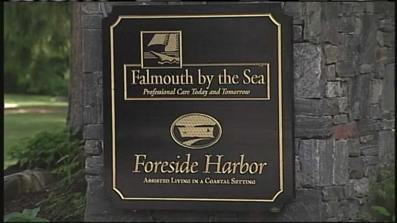 Falmouth drowning