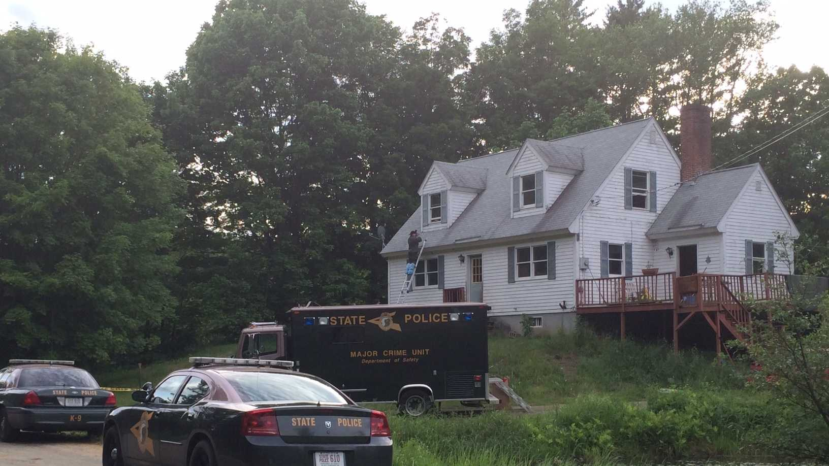Police investigating infant's death, twin sister's injuries