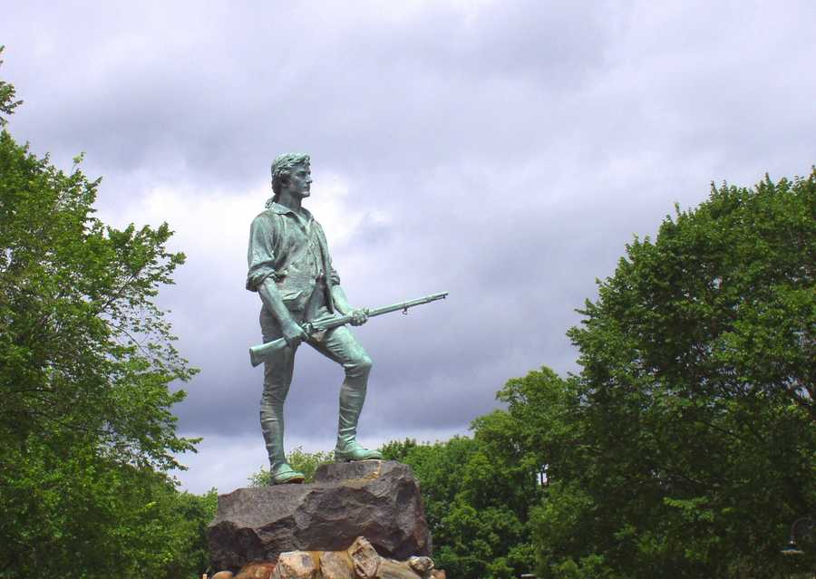See how you do on this New England history quiz. Some are easy, others a bit more challenging.