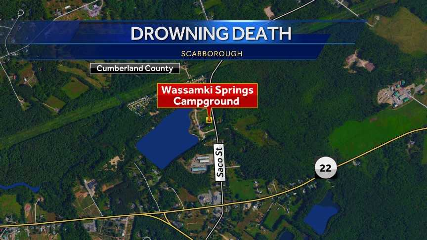 Scarborough Drowning Death