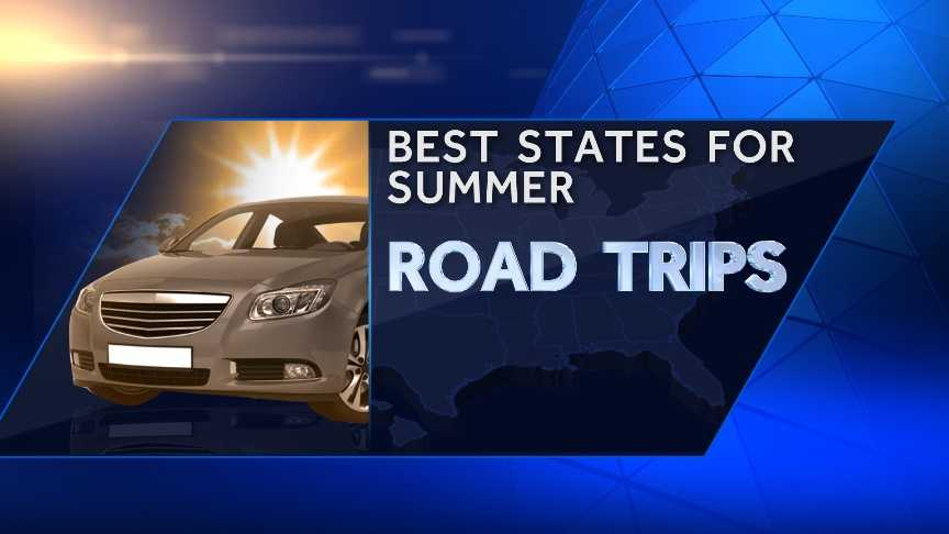 Are you planning to take a road trip this summer? WalletHub has come up with its list of best and worst states for a road trip. The website looked at several factors including attractions, traffic conditions, weather, gas prices and lodging costs in each state.