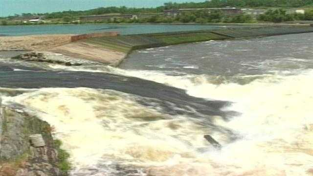 It was 15 years ago this week that the Edwards Dam in Augusta was breached, opening 17 miles of the Kennebec River. The removal of the dam was controversial at the time. Check out more pictures of the breach.