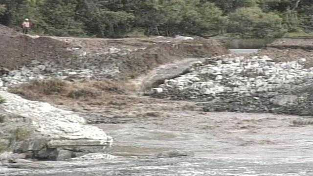 The removal of the dam opened up an additional 17 miles of the Kennebec River.