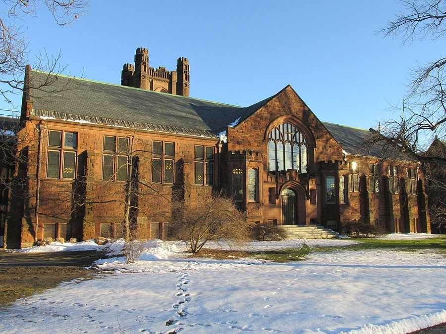 #30 Mount Holyoke College (Massachusetts).  Tuition and fees totaled $41,456 for the 2012-13 school year, according the the U.S. Department of Education.