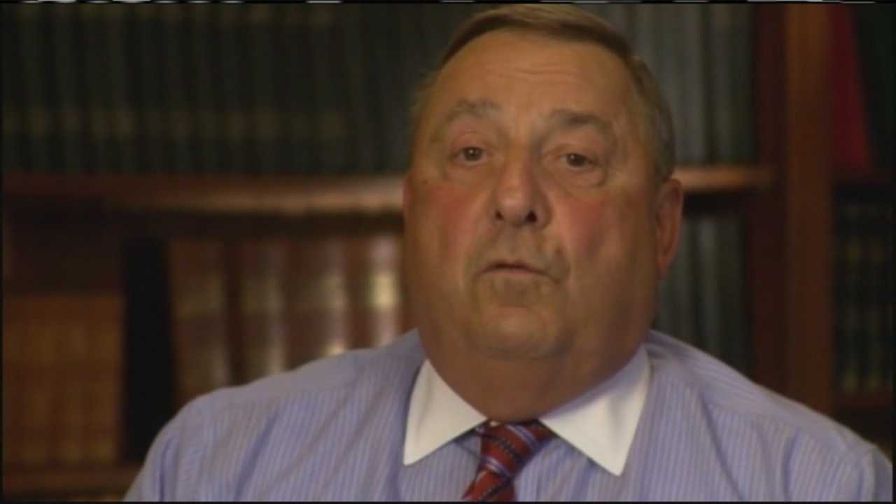 LePage defestance on social security