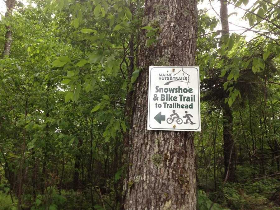 There is a coalition of mountain bike enthusiasts working with the town and Maine Huts and Trails to entice a summer crowd.