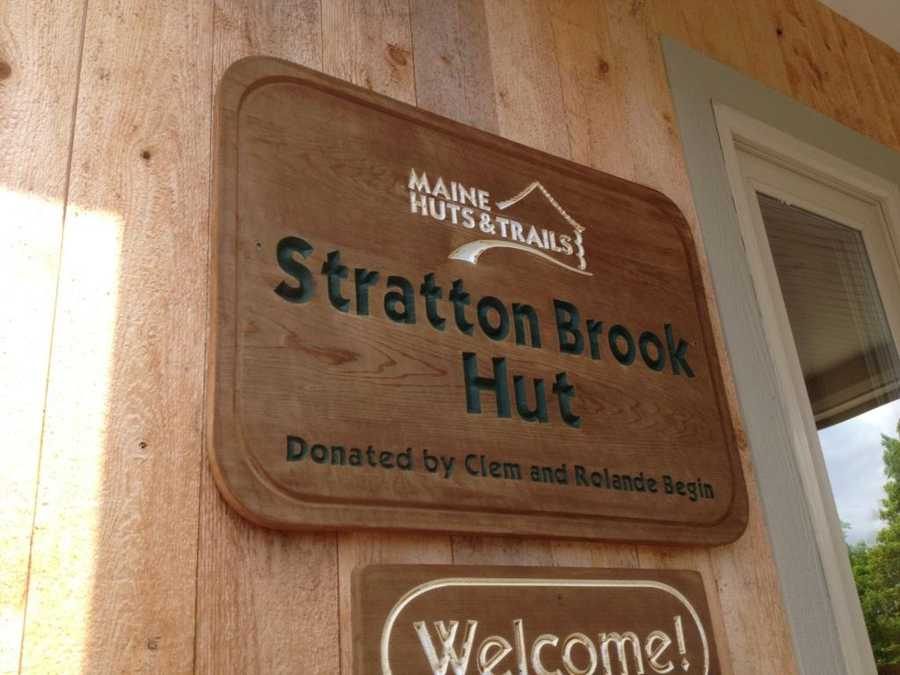 With the opening of Maine Huts and Trails Stratton Brook hut, riders can spend days traversing hut to hut. Their gear, if they choose, can be shuttled ahead for them.