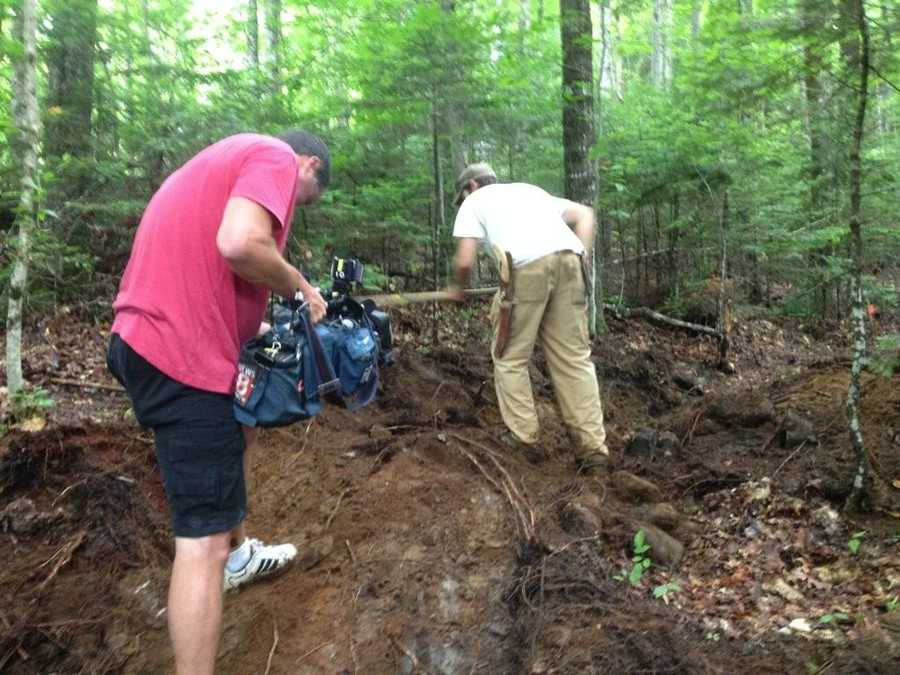 By late summer, a nearly three mile stretch of track will be finished, giving the area more than 45 miles of trails to bike on. The trails are a mix of expert, novice, beginner and family terrain.