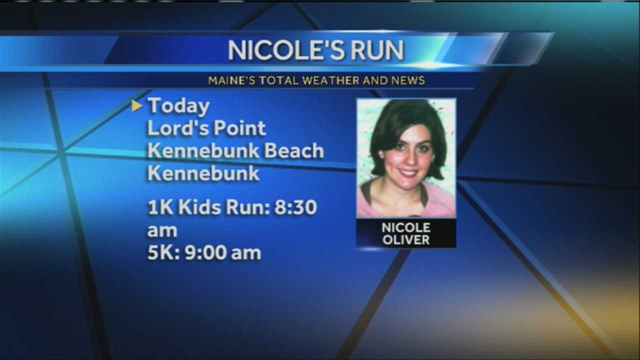 Runners and walkers will take part in a 5K run and walk to raise money and awareness for domestic violence programs in the name of a young wife and mother killed in an act of domestic violence.
