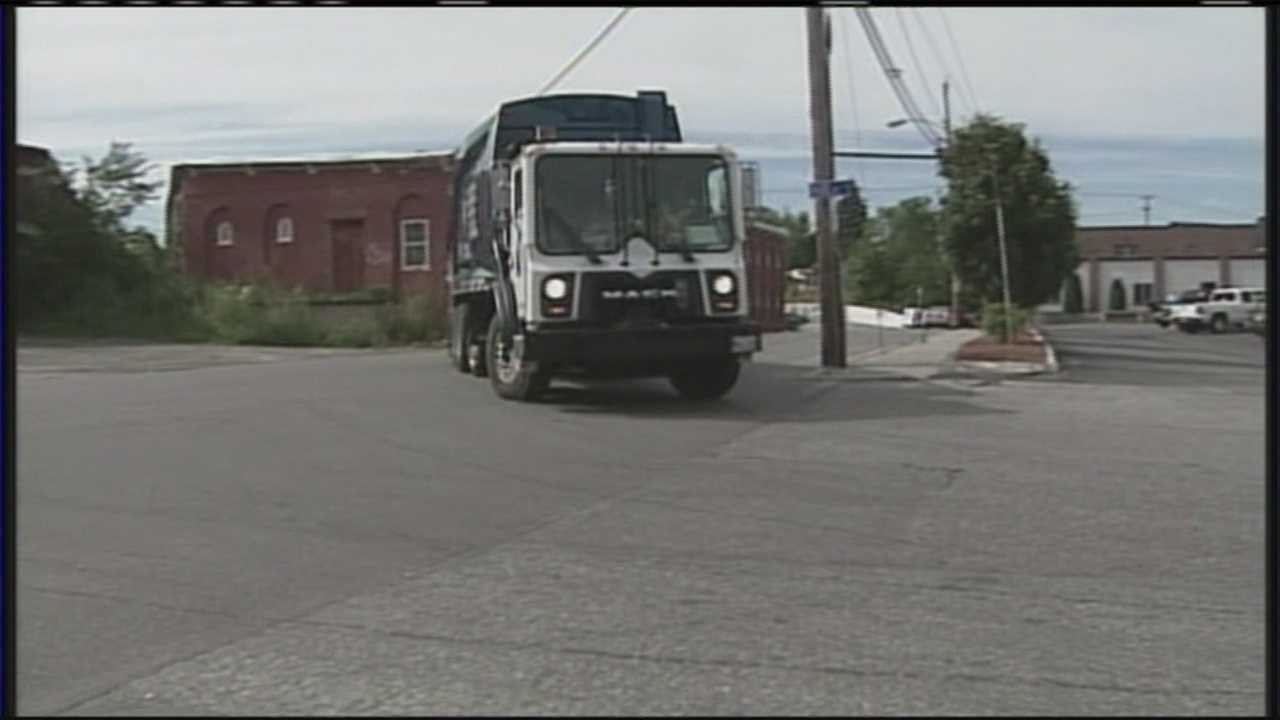 Biddeford sees spike in recycling