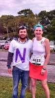 A Maine man who received a lifesaving kidney transplant almost one year ago is running the 2014 Beach to Beacon 10k, alongside the woman who saved his life.