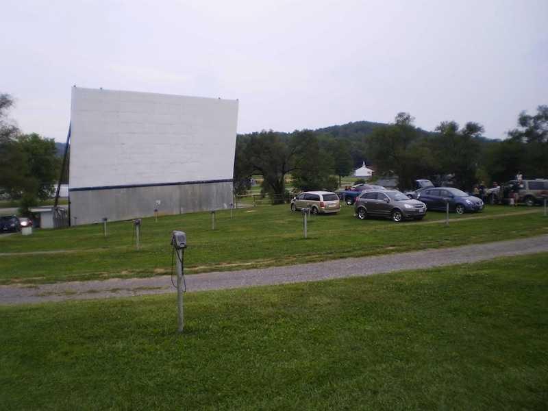 7. Hull's Drive-In, Lexington, Virginia