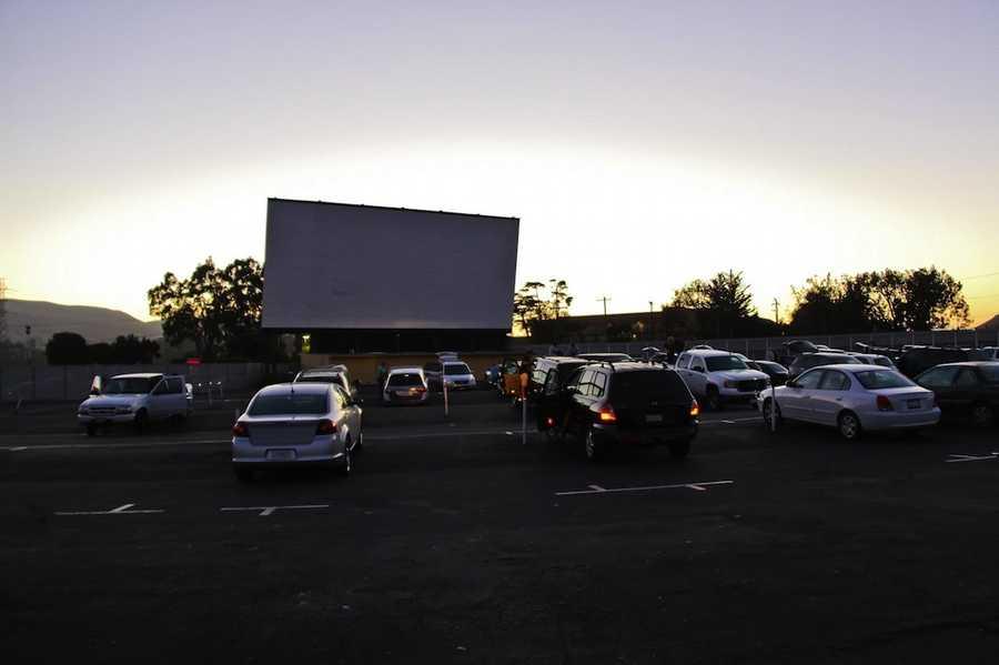 10. Sunset Drive-In Theatre, San Luis Obispo, California