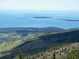 Visit Acadia National Park