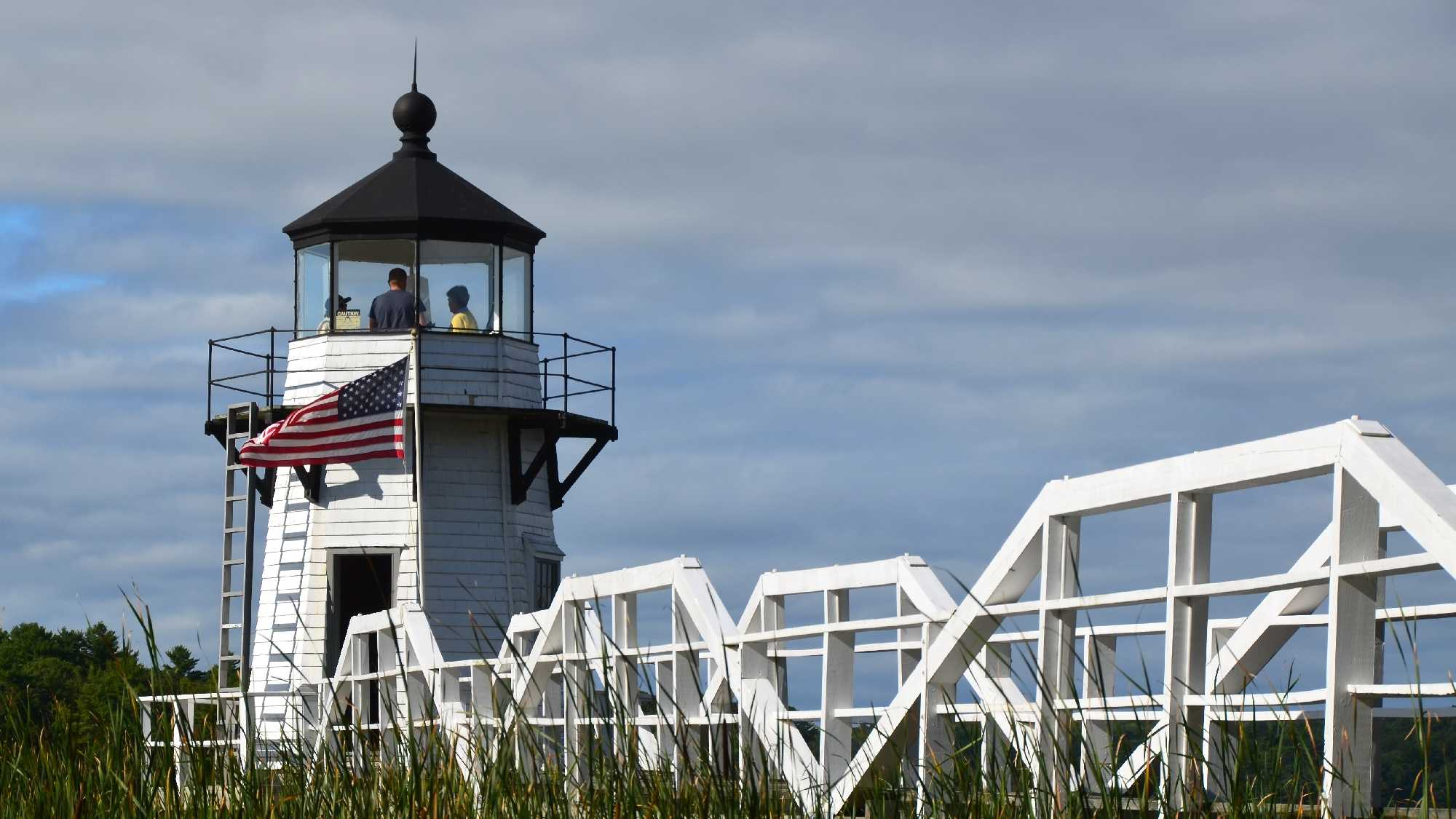 Visit Maine's lighthouses