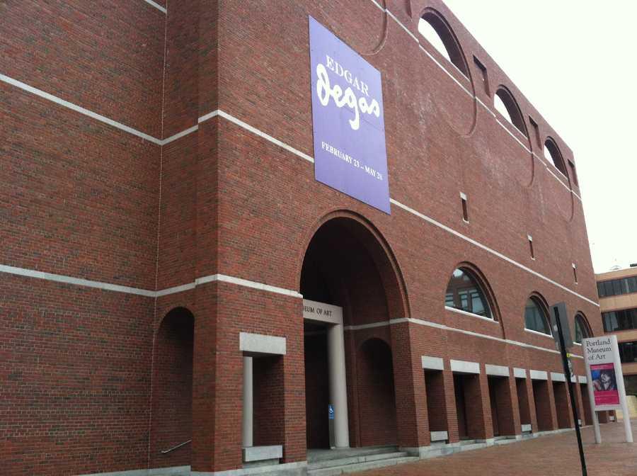 Visit the Portland Museum of Art