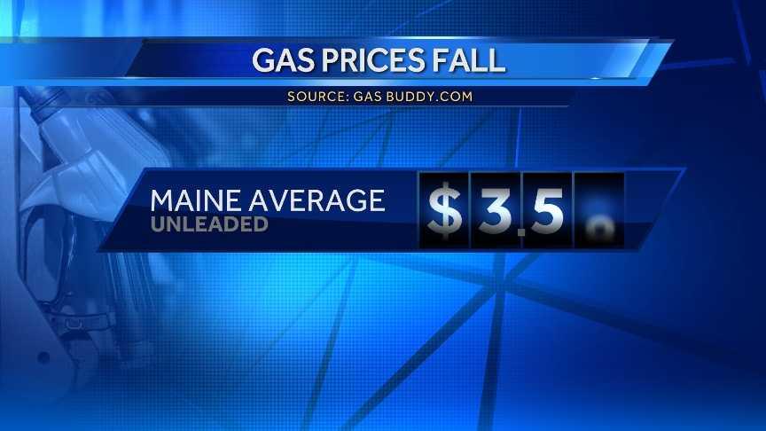 Monday 8/11 Gas Prices