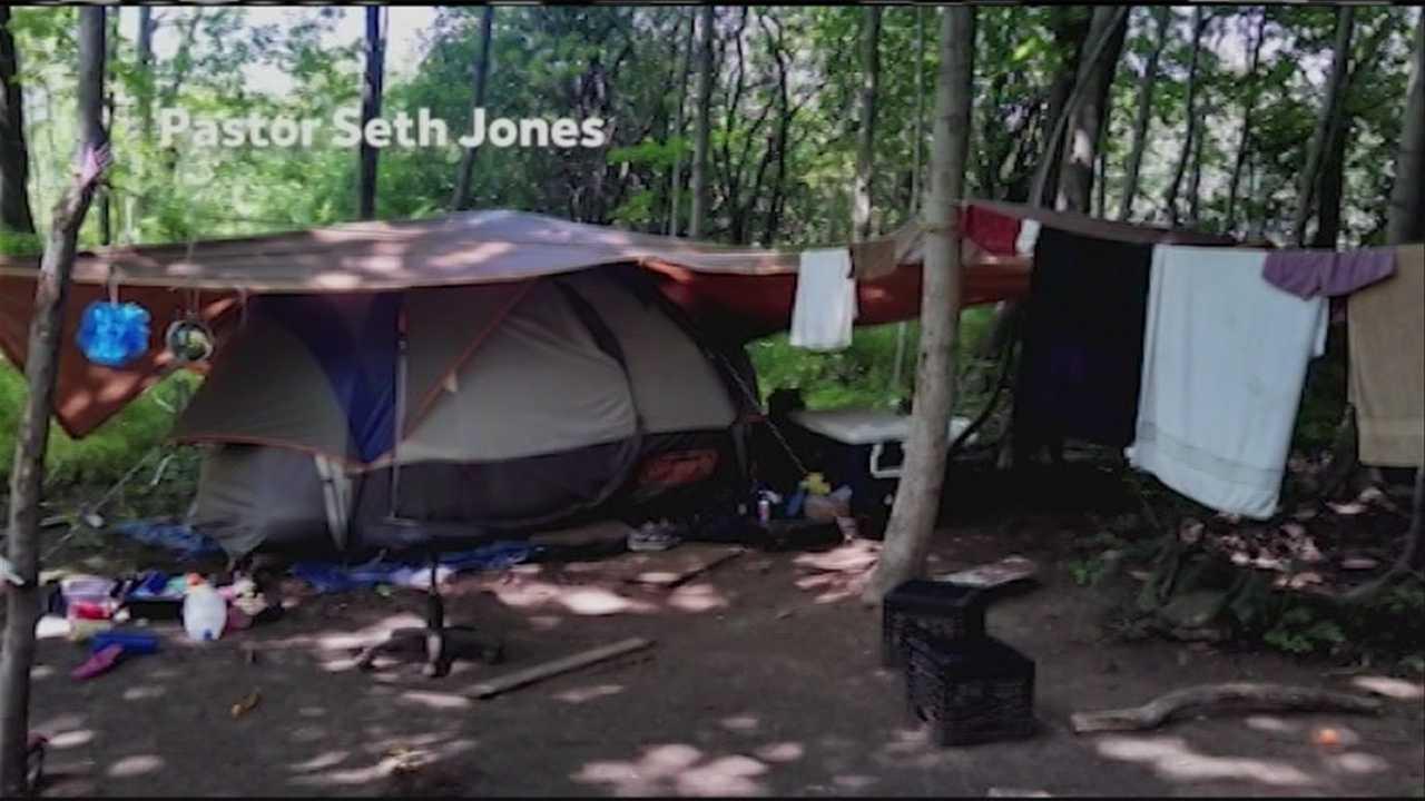 Rockland Tent