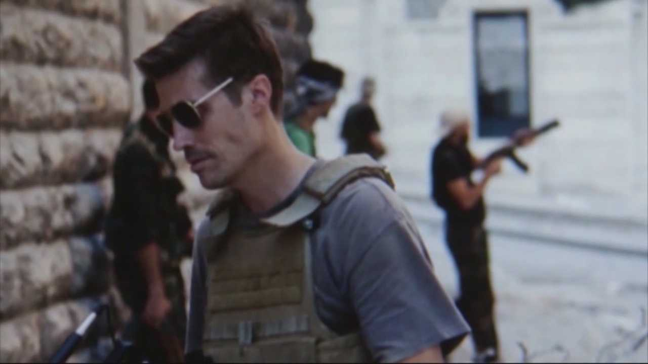 James Foley's mother: Please pray for me