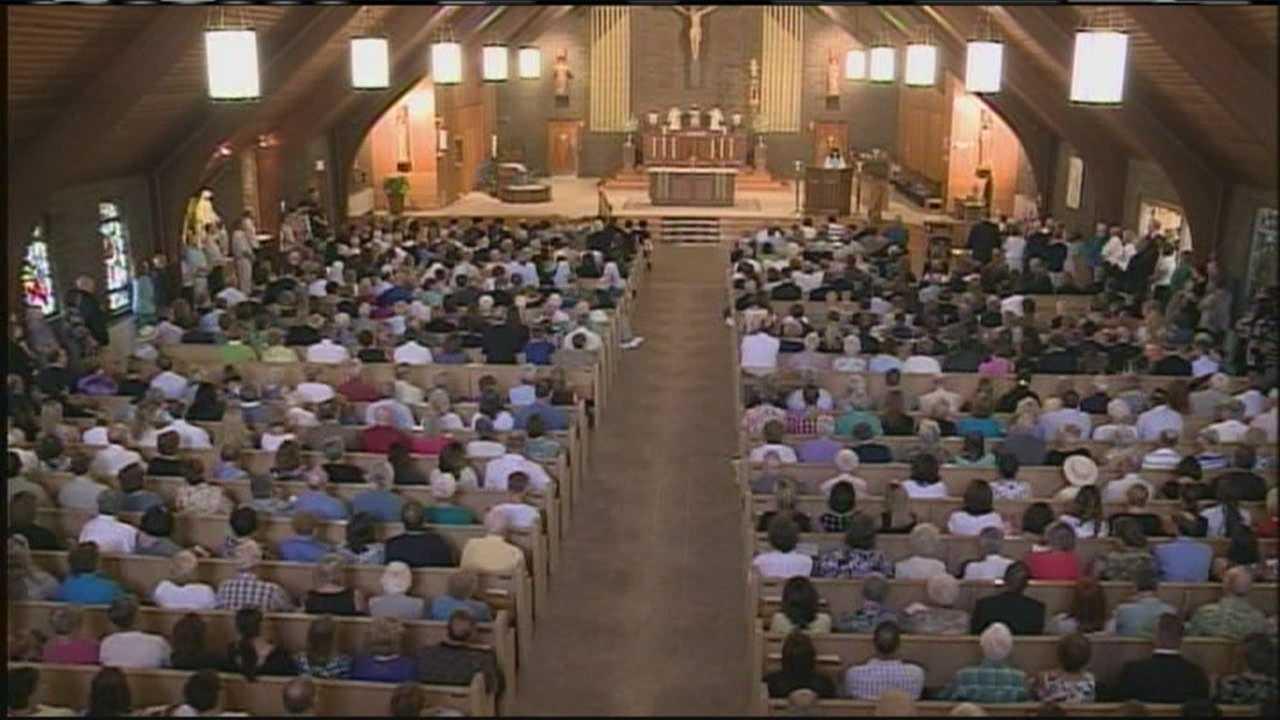 img-Hundreds celebrate life of James Foley at memorial