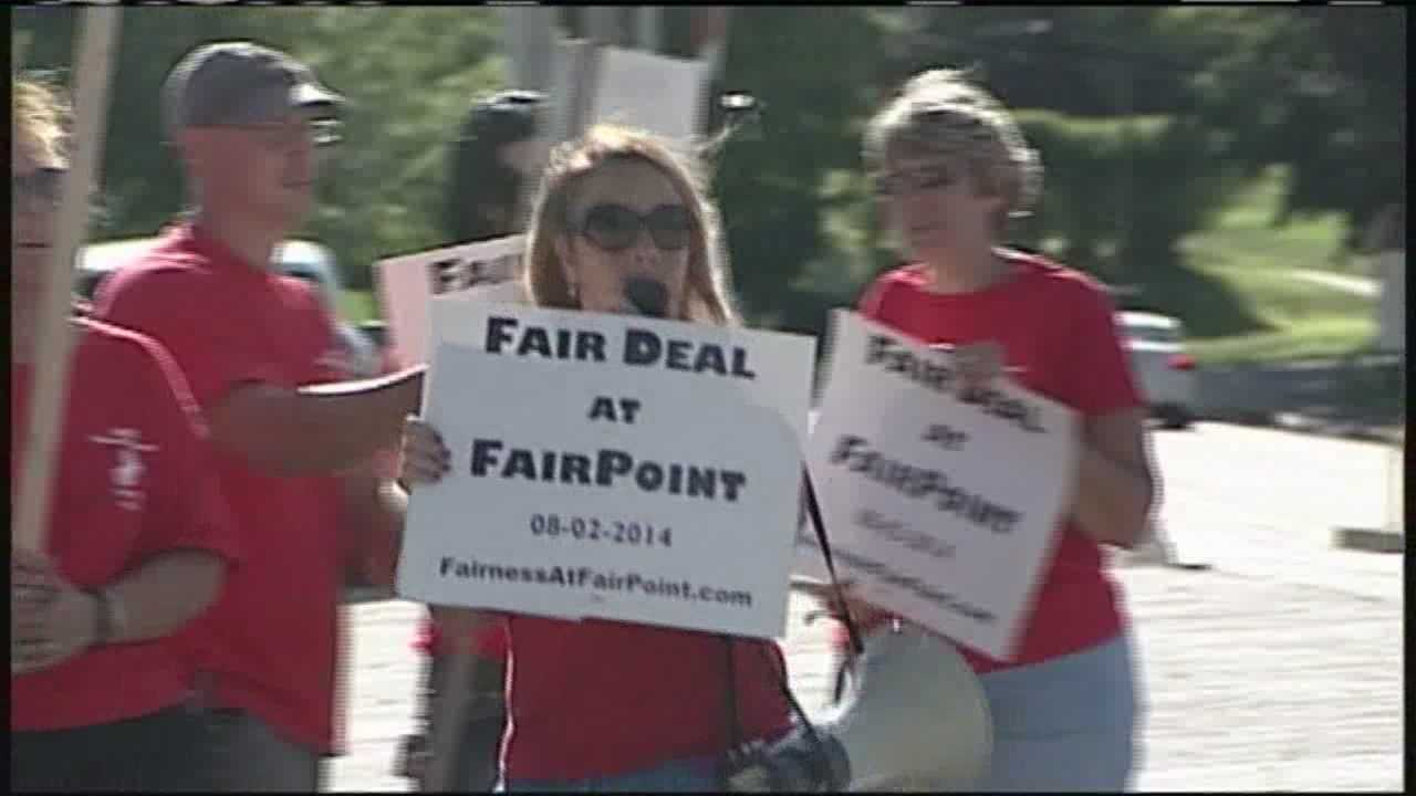 Negotiations between Fairpoint, unions falter