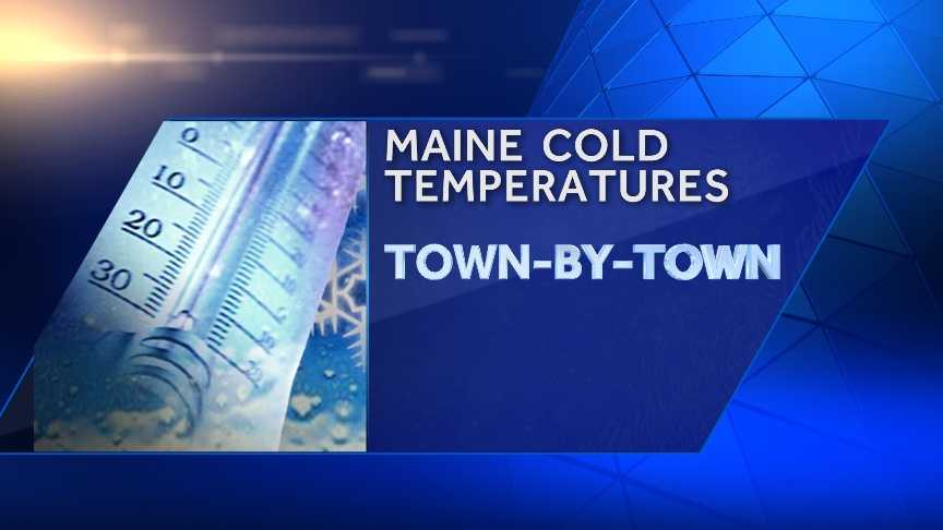 For the first time since June 1, Maine saw a below freezing temperature overnight in northern Maine. Click through to check out some of the coldest overnight lows across the state.