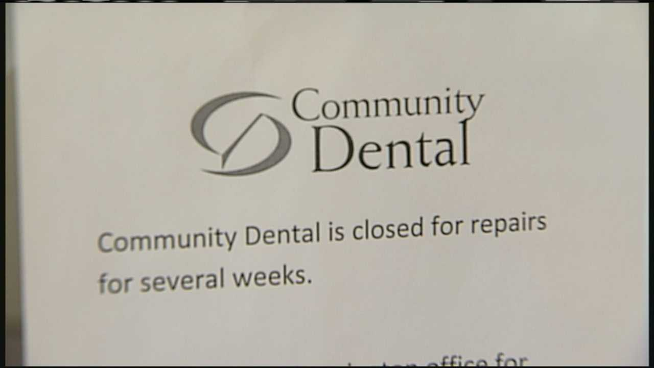 WMTW News 8's Kyle Jones explains why a temporarily closed dental clinic in Rumford may need to close its doors for good.