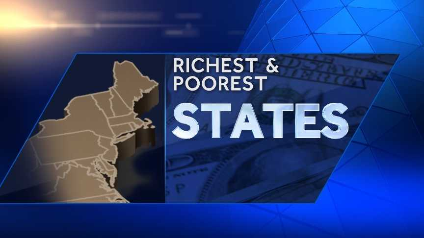The financial website WalletHub.com has ranked the richest and poorest states in the country. See where Maine ranks compared to the rest of the nation. The rankings are listed from poorest to richest.