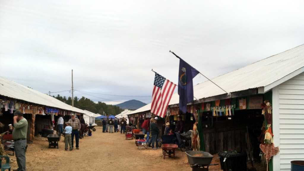 Don't miss out of the Fryeburg Fair, the final fair of the season.
