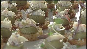 Check out the annual food event, Harvest on the Harbor, in Portland.