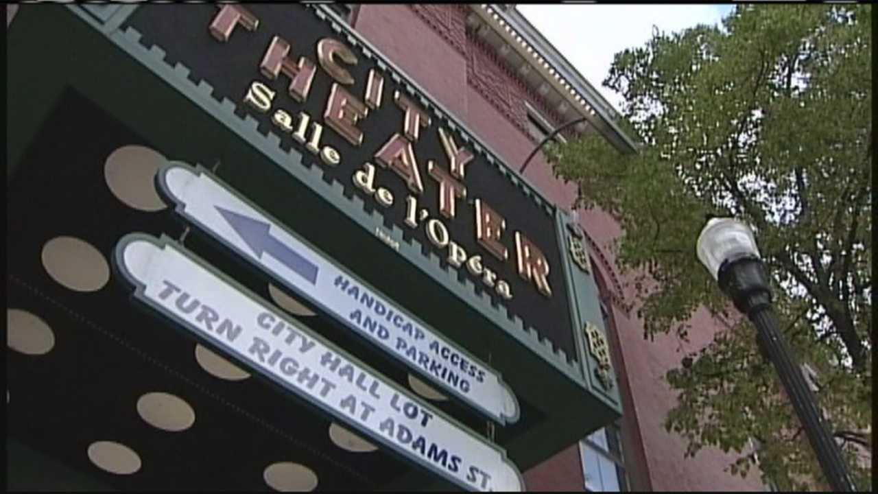 Biddeford's City Theater has seen it's share of stories to grace it's stage in it's storied history. In this weekend's Hometown Maine, WMTW News 8's Norm Karkos tells us about one story that haunts the theater to this day.