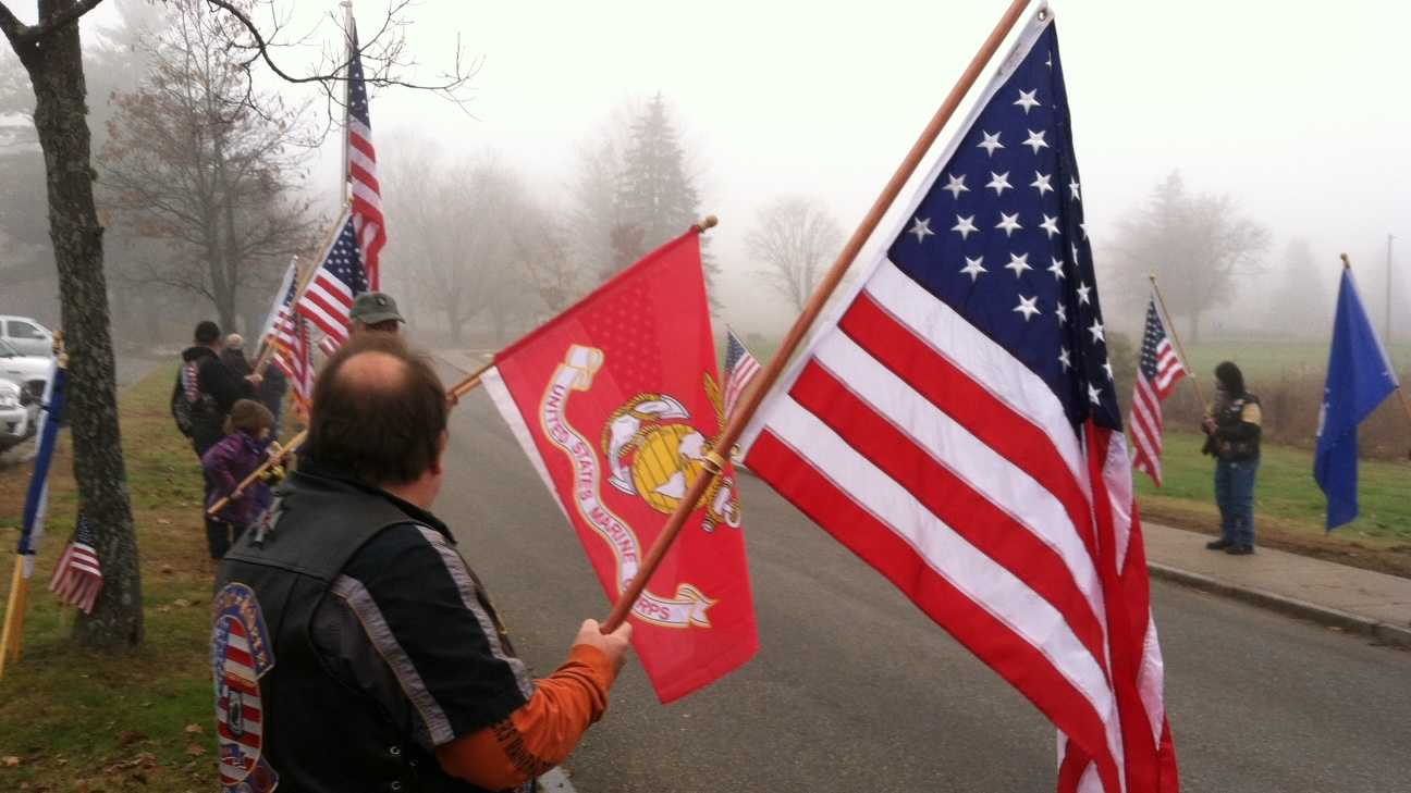 Veterans Day Road March