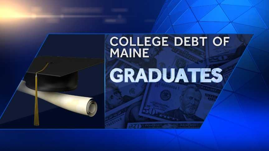 New data from the Institute of College Access & Success takes a look at student debt across the nation. See how much debt students at Maine's colleges graduated with as of 2013. Schools that did not report data are not listed.