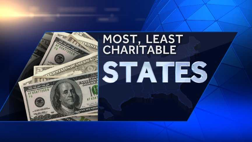 It's the season for giving, and the website WalletHub has ranked the states to see how generous Americans are this year. See where the generosity of Mainers ranks compared to the rest of the nation. The states are ranked from least to most charitable.