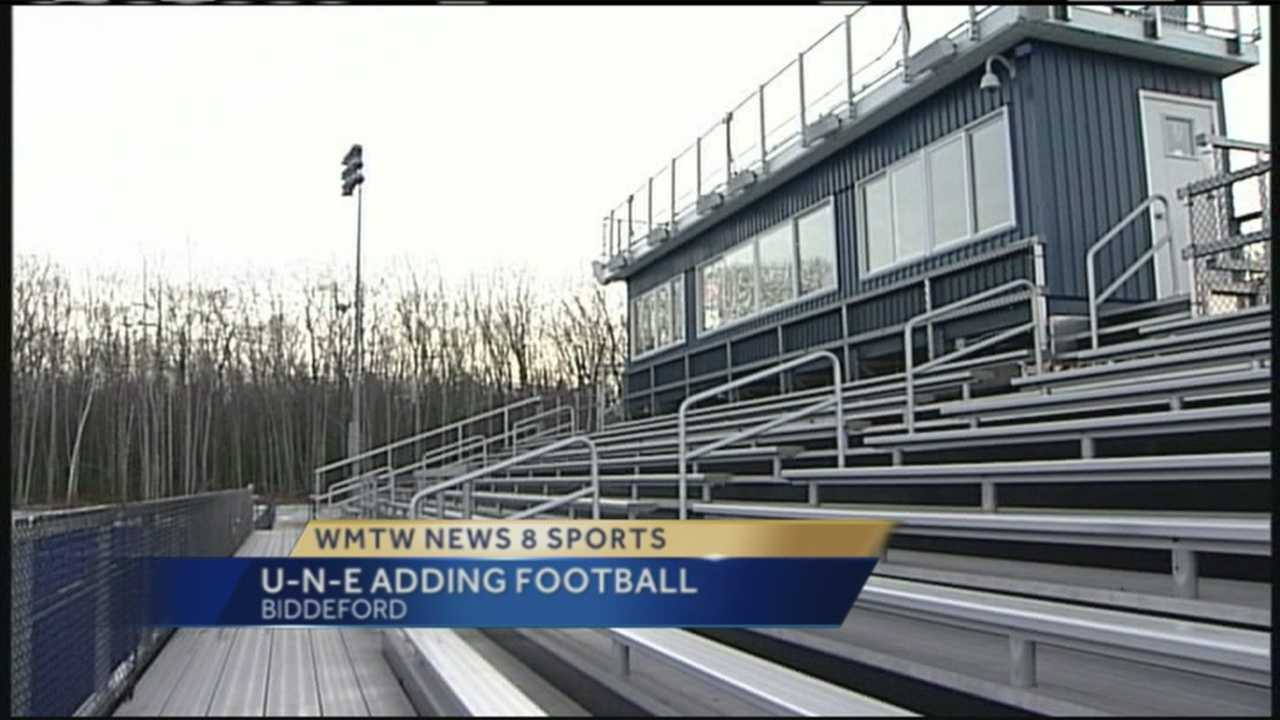 The school will field a D-3 team in the fall of 2017