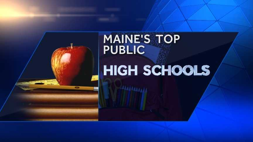 The organization Niche has released its rankings of the top public high schools across the country, including Maine. Niche looked at factors including, academics, health and safety, diversity, resources, extracurriculars, sports and more. Check out the top 50 in our state.