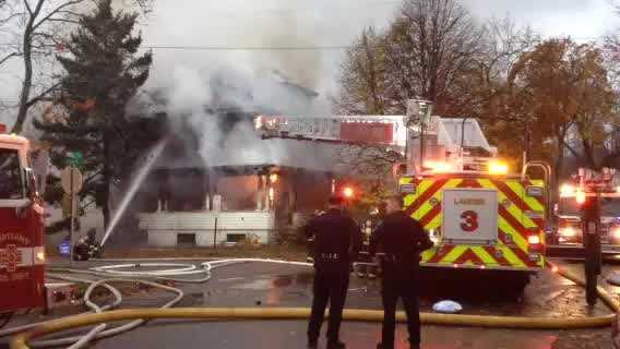 4: Six people were killed in a massive fire in an apartment building on Noyes Street in Portland in November. Click here for the story.