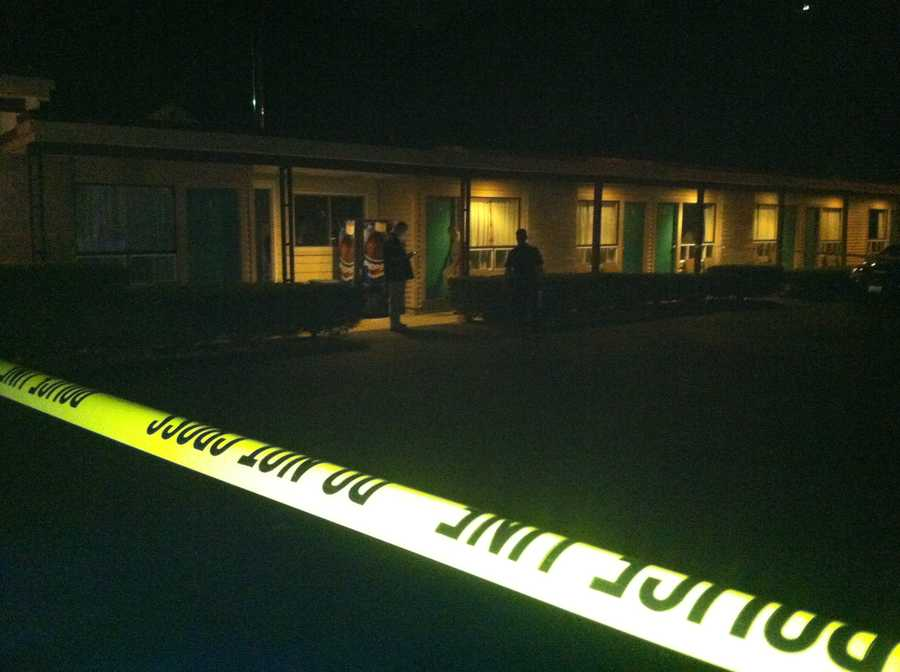 10. Biddeford police investigate after two bodies were discovered at a  motel. Click here for the story
