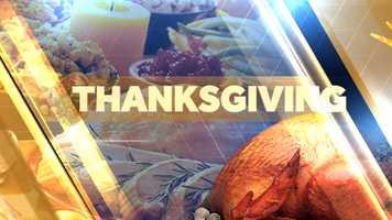 Nov 26: Thanksgiving Day.